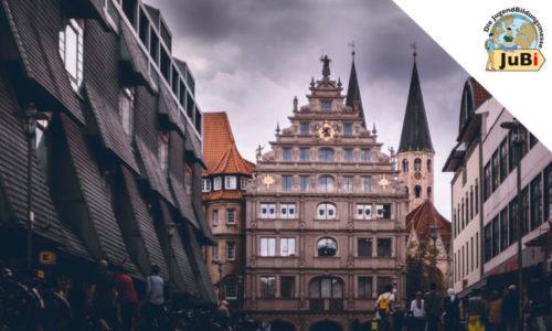 Alte Hausfassade Braunschweig