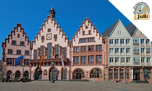 Rathaus auf dem Römer in Frankfurt