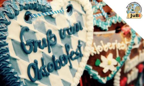 Lebkuchenherz Oktoberfest München