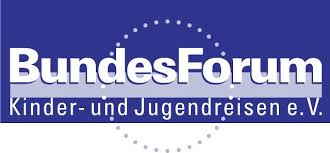 Bundesforum Kinder- und Jugendreisen Logo