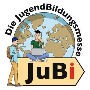 JugendBildungsmesse JuBi Logo rund