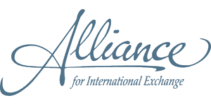 Alliance for International Exchange Logo