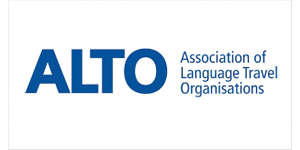 ALTO Association of Language Travel Organisations Logo
