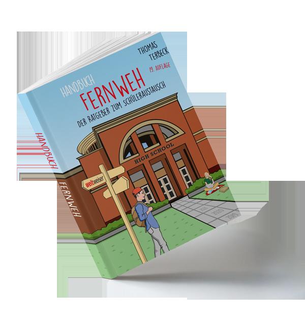 Titelbild Handbuch Fernweh