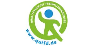 Qualitätssiegel Freiwilligendienst Auszeichnung