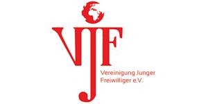 Logo der Vereinigung junger Freiwilliger