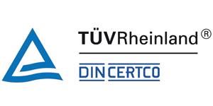 DIN CERTCO ÜV Rheinland-Pfalz