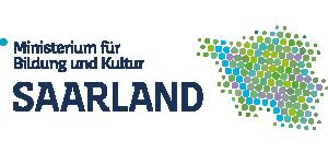 Logo Ministerium für Bildung und Kultur Saarland