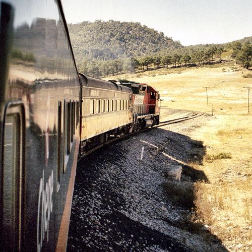 Mit dem Zug ins Ausland