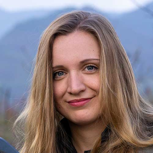 weltweiser · Nicole Hanke · Projektkoordinatorin · weltweiser-Team