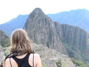 Ein Jahr in den Anden