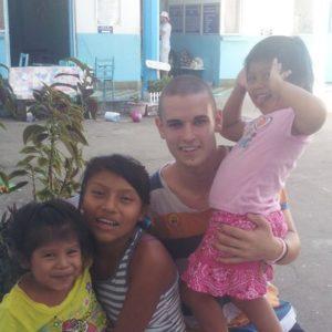 weltweiser · Schüler mit Kindern in Costa Rica