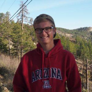 weltweiser · Schüler im Wald von Arizona