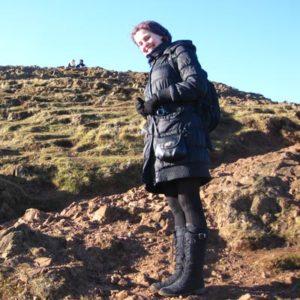 weltweiser · Wandern in den schottischen Bergen