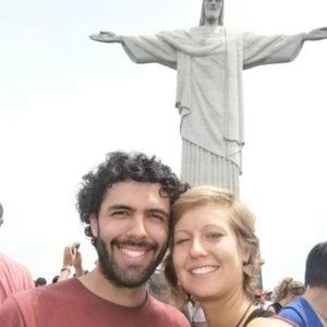 weltweiser · Jesusstatue in Rio de Janeiro