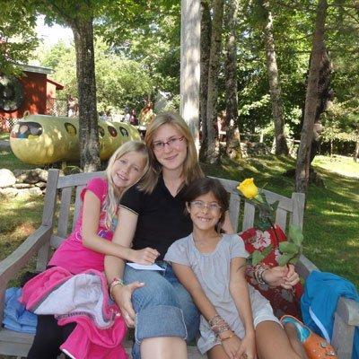 weltweiser · Betreuung der Kinder im Summer Camp