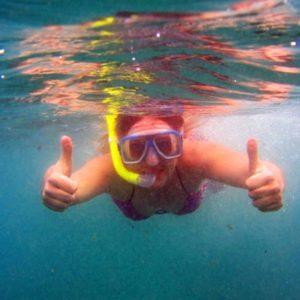 weltweiser · Schnorcheln im australischen Riff