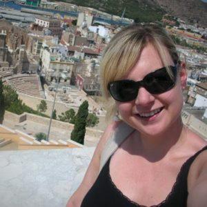 weltweiser · Altes Amphitheaterin Spanien