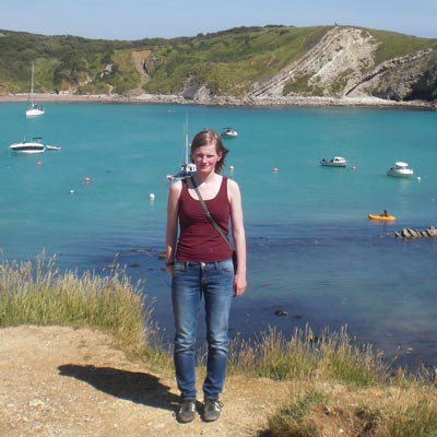 weltweiser · Englische Küste Booten in der Bucht