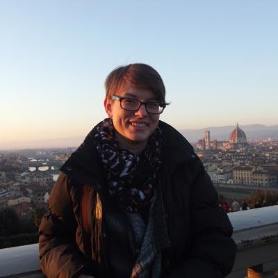 weltweiser · Über den Dächern Roms - Erasmus