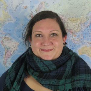weltweiser · Anna Coogan · Projektkoordinatorin · weltweiser-Team