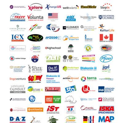 weltweiser · Austauschorganisationen vergleichen · JugendBildungsmesse · Aussteller