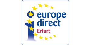 Logo europe direct Erfurt