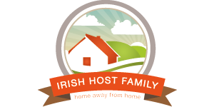 Logo Irish Host Family