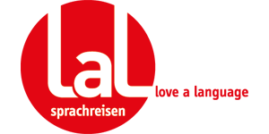 Logo lal sprachreisen