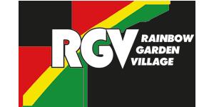 Logo Rainbow Garden Vilage