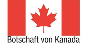 Logo Botschaft von Kanada