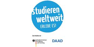 Logo studieren weltweit