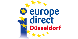 Logo europe direct Düsseldorf