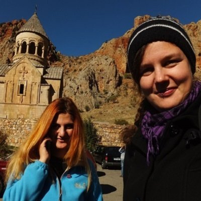weltweiser · Freiwillige auf Reisen in Armenien