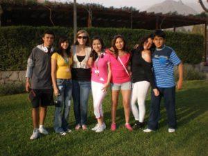 weltweiser · Freiwilligendienst Peru - Goethe-Institut Lima