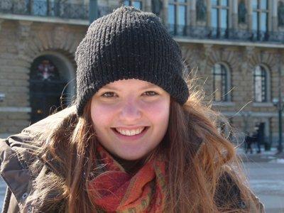 weltweiser · WELTBÜRGER-Stipendiatin Antonia - Erfahrungsbericht Frankreich - Schüleraustausch
