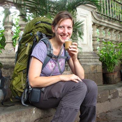 weltweiser · Weltreise · Asien · Querweltein