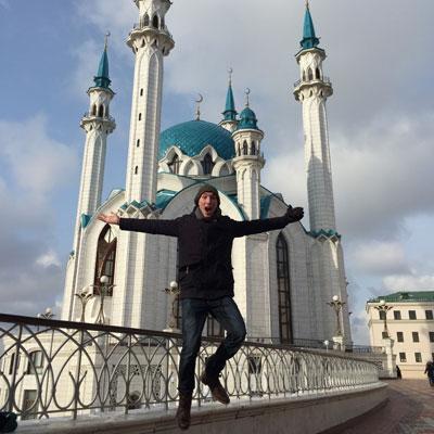 weltweiser · Freiwilligenprojekt · Russland