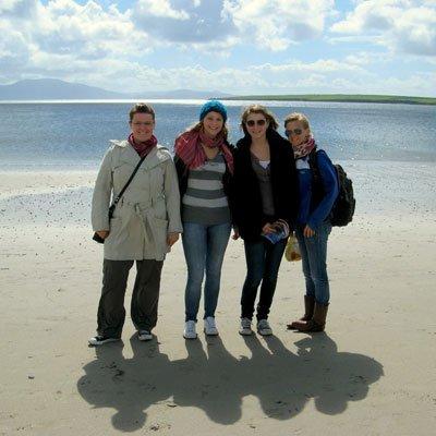 weltweiser · Irland · Schüleraustausch · Schule