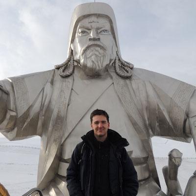weltweiser · Freiwilliges Soziales Jahr · Mongolei