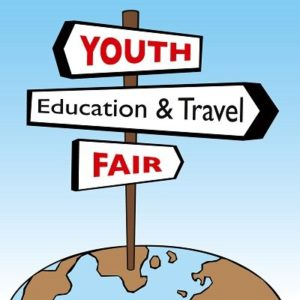 Logo Youth Education & Travel Fair