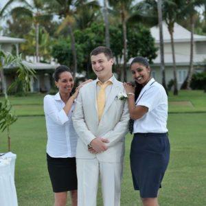 Praktikant in der Hotelbranche