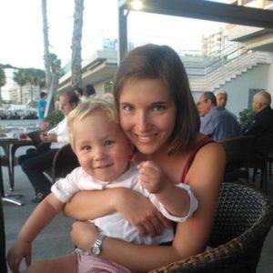 Au Pair mit Kleinkind in Spanien