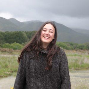 Teilnehmerin am Work und Travel Programm in Neuseeland