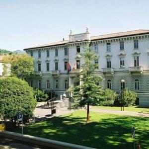Gebäude einer Universität in Italien