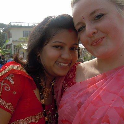 weltweiser · Freiwilligenarbeit · Unterricht · Nepal